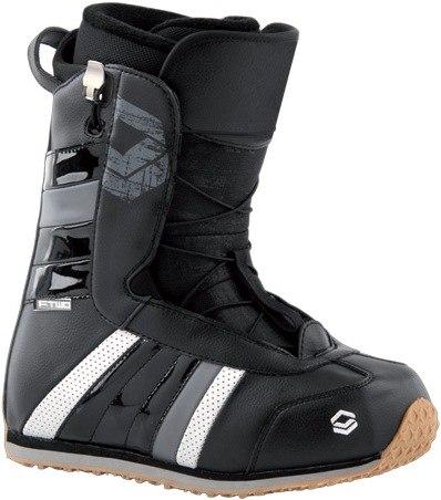 Ботинки сноубордические FTWO Air (black/white/grey)
