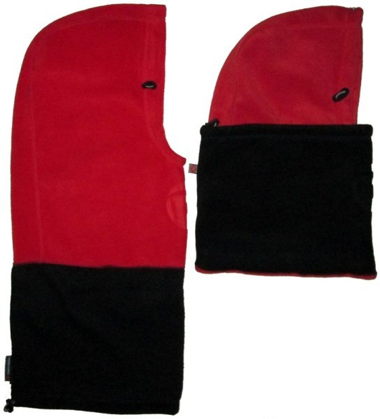 Балаклава ROSSIGNOL Lot Neck (red/black)