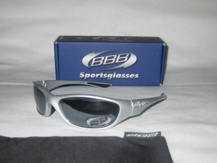 Очки BBB Cruiser Freeride (silver)