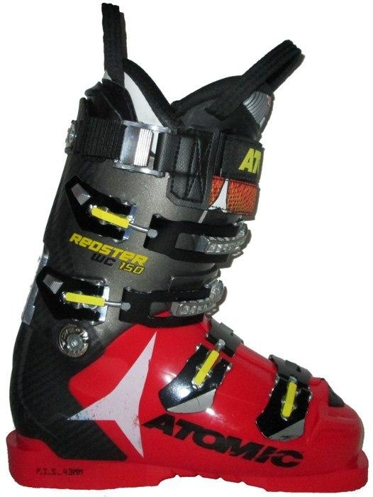 Ботинки горнолыжные ATOMIC Redster WC150 (2013) (б/у)