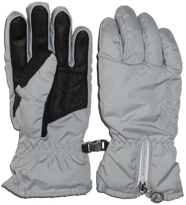 Перчатки GLANCE Donna (grey)