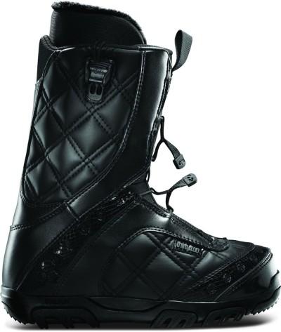 Ботинки сноубордические ThirtyTwo Prion FT W'S black (2012)