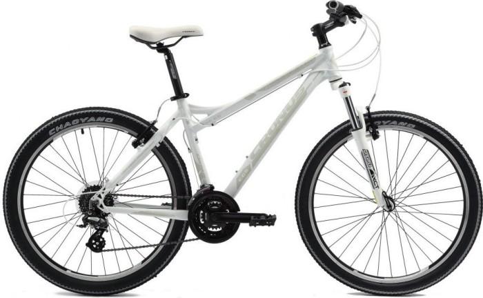 Горный велосипед CRONUS Eos 0.5 matt grey/white (2014)
