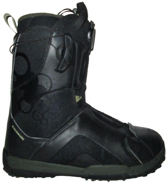 Ботинки сноубордические SALOMON Symbio (б/у)