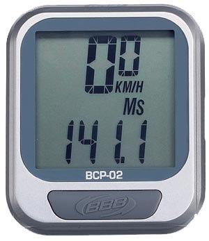 Велокомпьютер BBB DashBoard BCP-02 (silver)