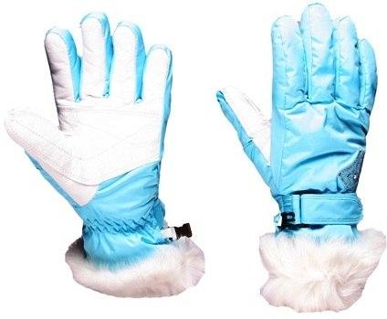 Перчатки GLANCE Lady (aquablue)