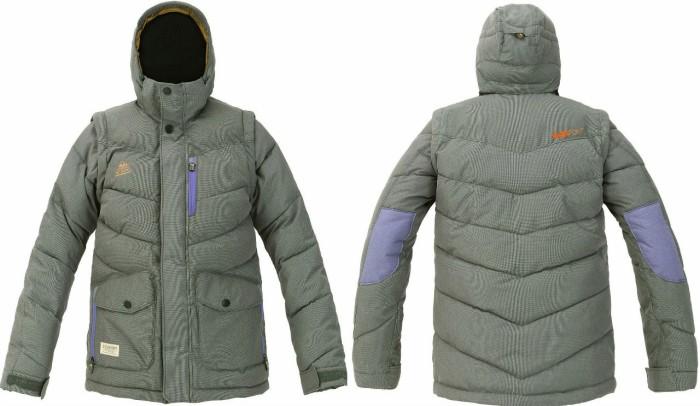 Куртка SUGAPOINT Harold (grey)