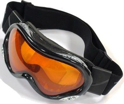 Маска REANSON SKG92 (black/orange)