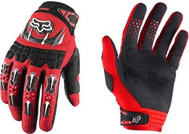 Велоперчатки FOX Dirtpaw (red)