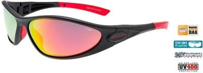 Очки GOGGLE Picadilly+ E337-3P (matt black/red)