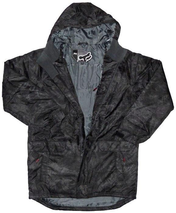 Куртка FOX Changes (charcoal)