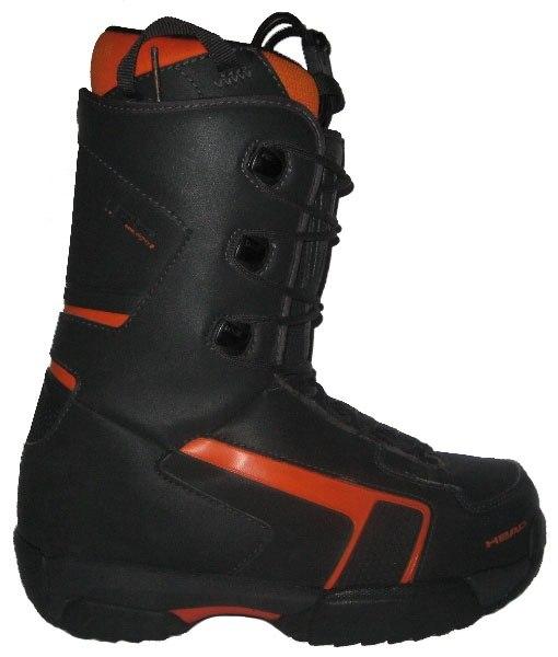 Ботинки сноубордические HEAD 1.80 (б/у)