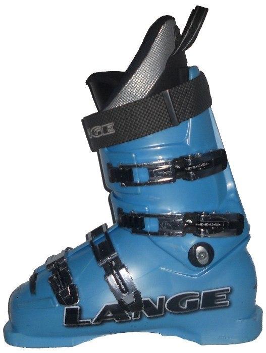 Ботинки горнолыжные LANGE World Cup 150 (б/у)