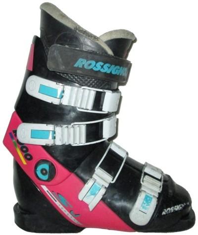 Ботинки горнолыжные ROSSIGNOL R900 SJ (б/у)