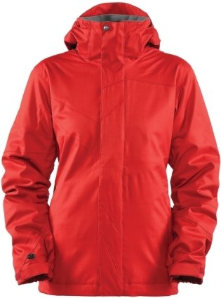 Куртка BONFIRE Radiant (saffron)