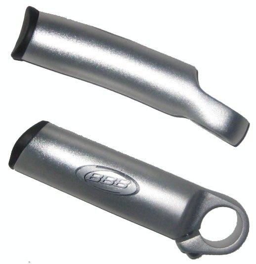 Рога на руль BBB BBE-05 (silver)