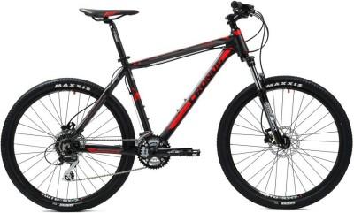 Горный велосипед CRONUS Rover 1.3 matt grey/red (2014)