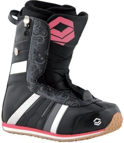 Ботинки сноубордические FTWO Aura black (2012)
