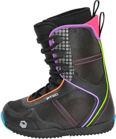 Ботинки сноубордические FTWO Gipsy black (2013)