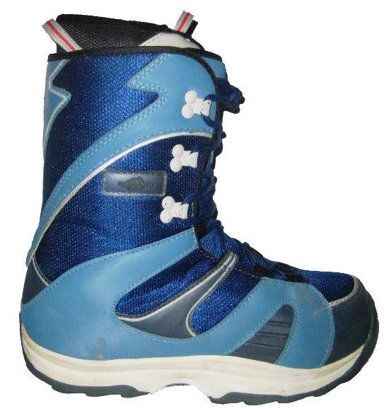Ботинки сноубордические MORROW Rail (б/у)