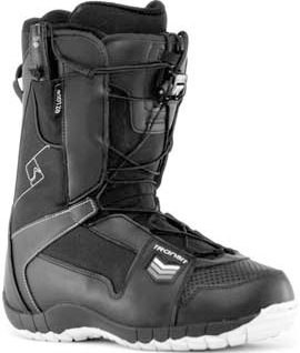 Ботинки сноубордические NIDECKER Transit Ez Lace black/gum (2011)