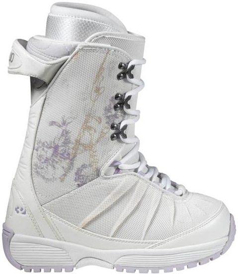 Ботинки сноубордические 32 Nova (white/lavender)