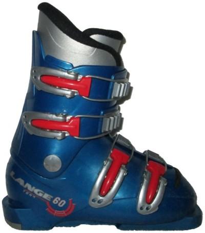 Ботинки горнолыжные LANGE Team 60 (б/у)