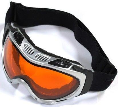 Маска REANSON SKG22 (silver/orange)