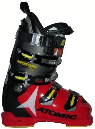 Ботинки горнолыжные ATOMIC Redster WC160 (2013) (б/у)