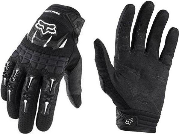 Велоперчатки FOX Dirtpaw (black)
