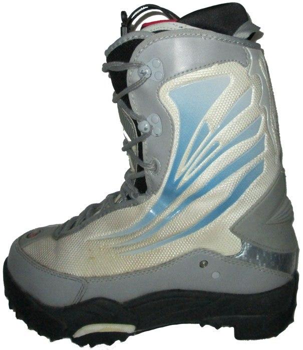 Ботинки сноубордические RIDE Orion-HB (б/у)