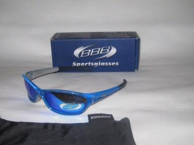 Очки BBB Driver (crystal blue)