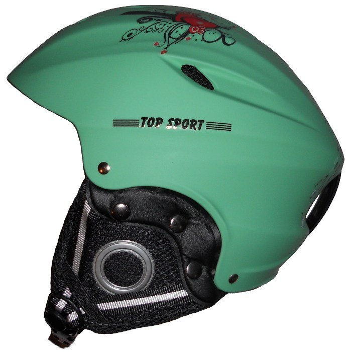 Шлем TOPSPORT PW 906 (green)