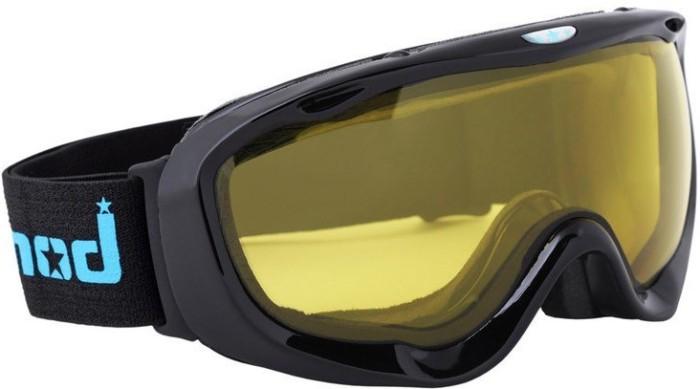 Маска МОD Star (black/yellow)