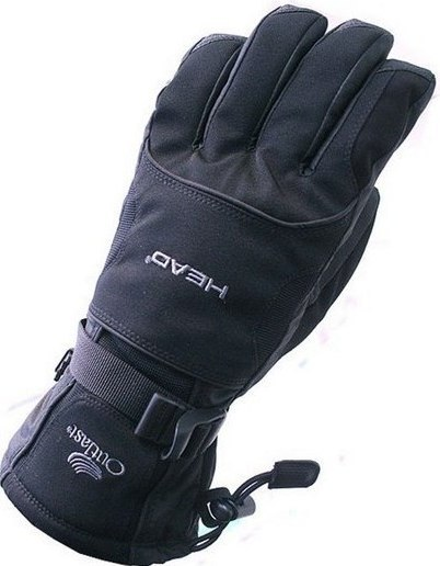 Перчатки HEAD Outlast Ski Gloves (black)