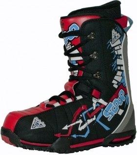 Ботинки сноубордические BLACK FIRE Scoop (2012)