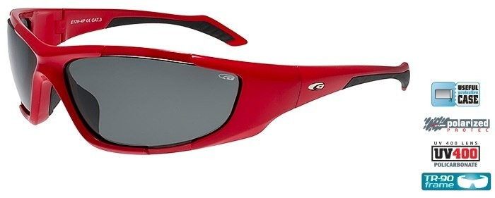 Очки GOGGLE Mento E129-4P (red)