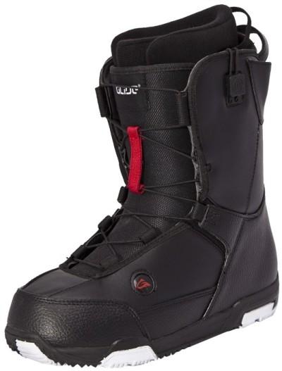 Ботинки сноубордические GLIDE Rapid black (2013)