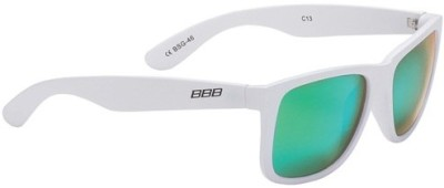 Очки BBB Street (matt white/green)