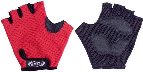 Велоперчатки BBB BBW-25 CoolDown II (red)
