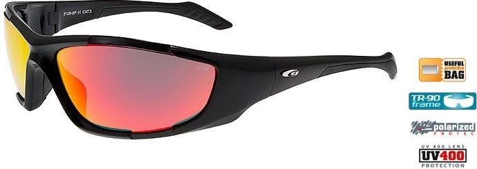 Очки GOGGLE Mento E129-5P (black)