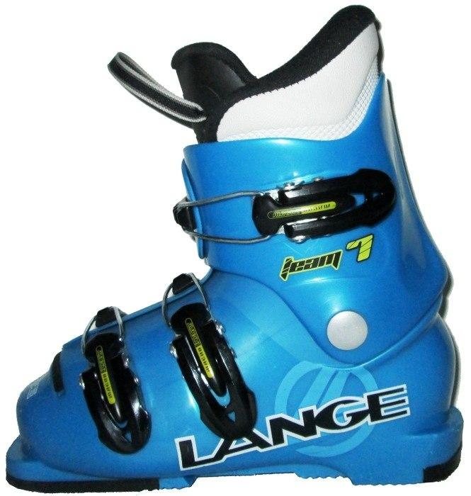 Ботинки горнолыжные LANGE Team 7 (б/у)