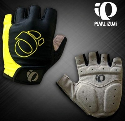 Велоперчатки PEARL IZUMI Pittards (black/yellow)