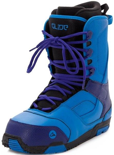 Ботинки сноубордические GLIDE Lace blue (2013)