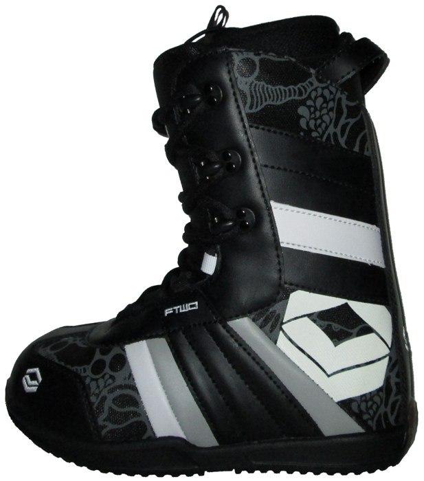 Ботинки сноубордические FTWO Concept black (2013)