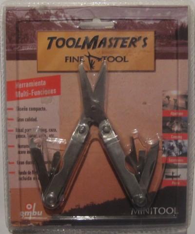 Тур. мультиинструмент OMBU Tool Master's