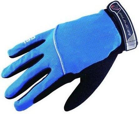Велоперчатки MERIDA Long Finger (blue)
