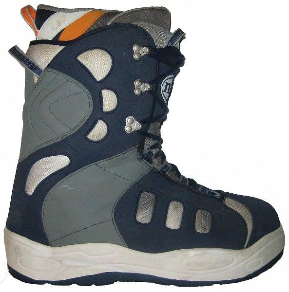 Ботинки сноубордические NICE (б/у)