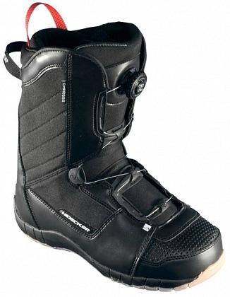 Ботинки сноубордические NIDECKER Charger BOA black/white (2009)