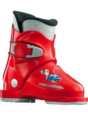 Ботинки горнолыжные ROSSIGNOL R18 red (2012)